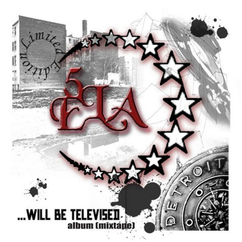 5 ELAs will be televised album (mixtape) RHYME & REASON