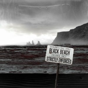 "Detroit rapper ZotheJerk & producer Frost Gamble to release new album ""Black Beach"" on May 26th 2017"